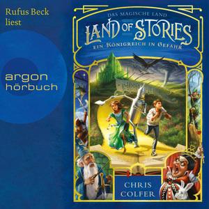 Rufus Beck liest Ein Königreich in Gefahr