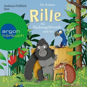 Andreas Fröhlich liest Fee Krämer, Die Dschungelfreunde sind los!
