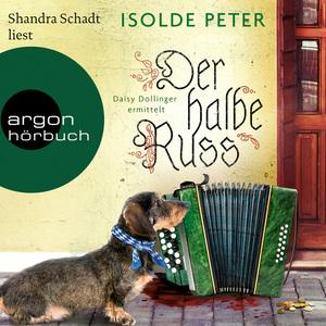 Shandra Schadt liest Isolde Peter,  Der halbe Russ