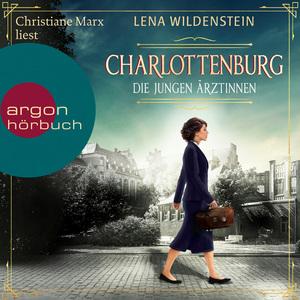 Christiane Marx liest Lena Wildenstein, Charlottenburg