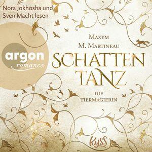 Nora Jokhosha und Sven Macht lesen Maxym M. Martineau, Schattentanz