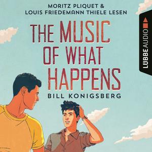 Moritz Pliquet und Louis Friedemann Thiele lesen The music of what happens