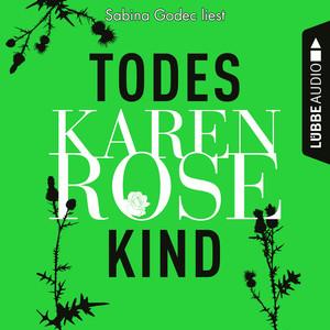 """Sabina Godec liest Karen Rose """"Todeskind"""""""