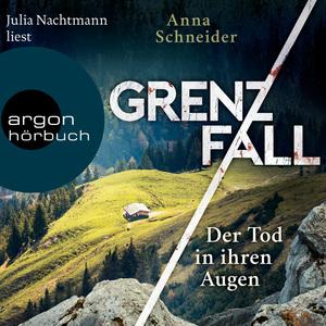 Julia Nachtmann liest Anna Schneider, Der Tod in ihren Augen