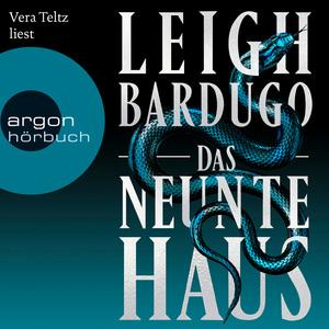 Vera Teltz liest Leigh Bardugo, Das neunte Haus