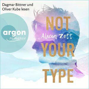Dagmar Bittner und Oliver Kube lesen Not Your Type