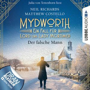 Julia von Tettenborn liest Neil Richards und Matthew Costello, Der falsche Mann