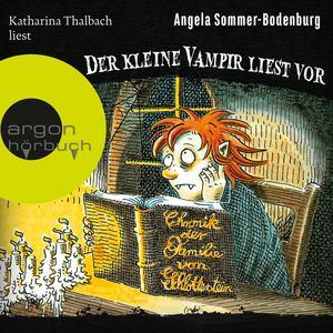 Katharina Thalbach liest Angela Sommer-Bodenburg, Der kleine Vampir liest vor