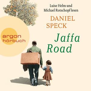Luise Helm und Michael Rotschopf lesen Daniel Speck, Jaffa Road