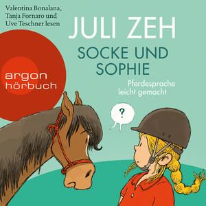 Valentina Bonalana, Tanja Fornaro und Uve Teschner lesen, Socke und Sophie