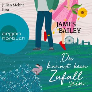 Julian Mehne liest James Bailey, Du kannst kein Zufall sein