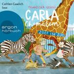 Cathlen Gawlich liest Franziska Gehm, Zoff im Zoo