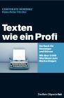 Vergrößerte Darstellung Cover: Texten wie ein Profi. Externe Website (neues Fenster)