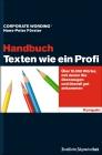 Vergrößerte Darstellung Cover: Texten wie ein Profi - Kompakt. Externe Website (neues Fenster)