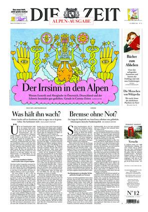 Die ZEIT Nr. 12/2021 (18.03.2021) - mit ZEITmagazin