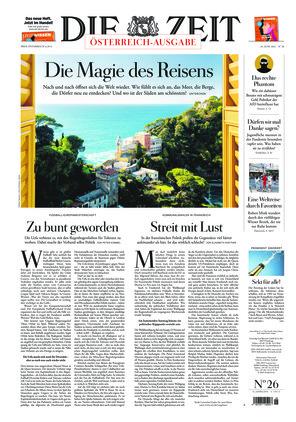 Die ZEIT Nr. 26/2021 (24.06.2021) - mit ZEITmagazin