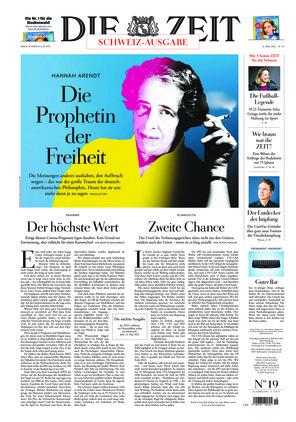 Die ZEIT Nr. 19/2021 (06.05.2021) - mit ZEITmagazin