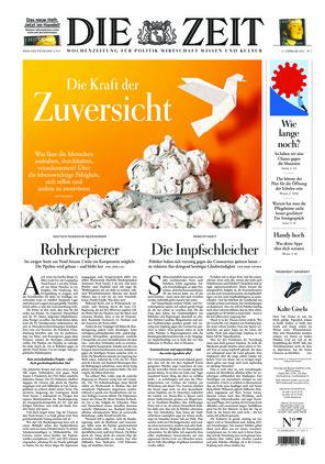 Die ZEIT Nr. 7/2021 (11.02.2021) - mit ZEITmagazin