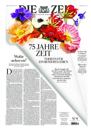 Die ZEIT Nr. 9/2021 (25.02.2021) - mit ZEITmagazin