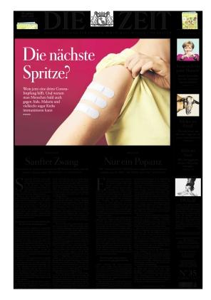 Die ZEIT Nr. 35/2021 (26.08.2021) - mit ZEITmagazin