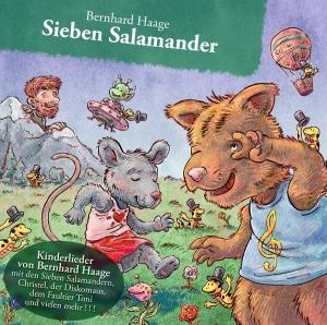 Sieben Salamander