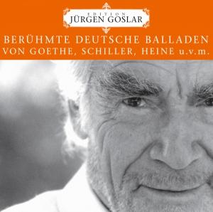 Berühmte deutsche Balladen von Goethe, Schiller, Heine u.v.m.