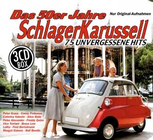 Das 50er Jahre SchlagerKarussell