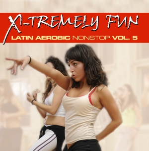 Latin Aerobic Nonstop Vol. 5