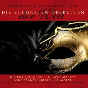 Die schönsten Operetten der Welt