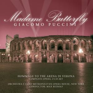 Madame Butterfly : Oper in 3 Akten.