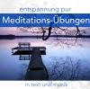 Vergrößerte Darstellung Cover: Meditations-Übungen. Externe Website (neues Fenster)