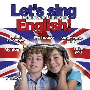 Let's sing English!