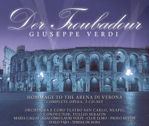 Der Troubadour - Oper in 4 Akten