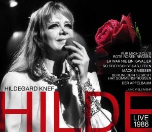 Hildegard Knef : Hilde live