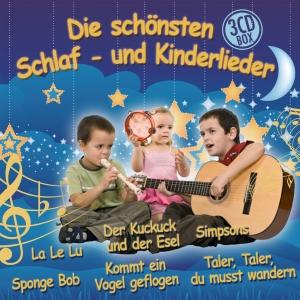 Die schönsten Schlaf- und Kinderlieder