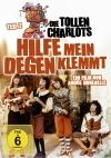 Vergrößerte Darstellung Cover: Die Tollen Charlots - Hilfe, Mein Degen Klemmt. Externe Website (neues Fenster)