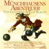 Vergrößerte Darstellung Cover: Münchhausens Abenteuer. Externe Website (neues Fenster)