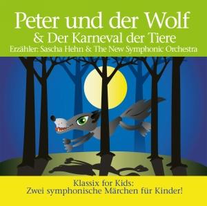 Sascha Hehn erzählt Peter und der Wolf, Karneval der Tiere