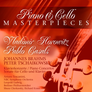 Piano & Cello Masterpieces