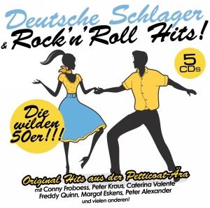 Deutsche Schlager & Rock'n'Roll Hits!