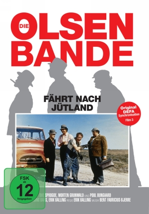 Die Olsenbande fährt nach Jütland