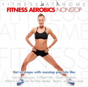 Fitness at home - fitness aerobics nonstop