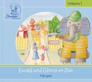 Ewald und Gloria im Zoo