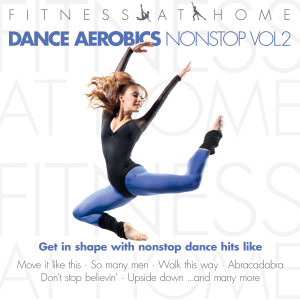 Fitness at home - dance aerobics nonstop