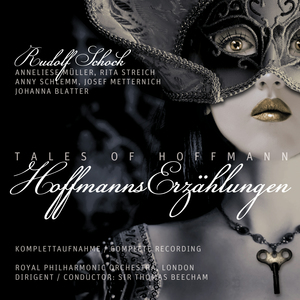 Hoffmanns Erzählungen / Tales of Hoffmann