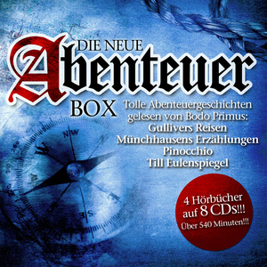 Die neue Abenteuer Box