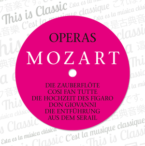 Operas Mozart
