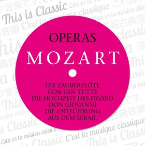 Operas Mozart