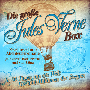 Die große Jules Verne-Box