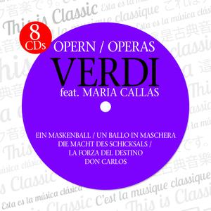 Opern / Operas Verdi